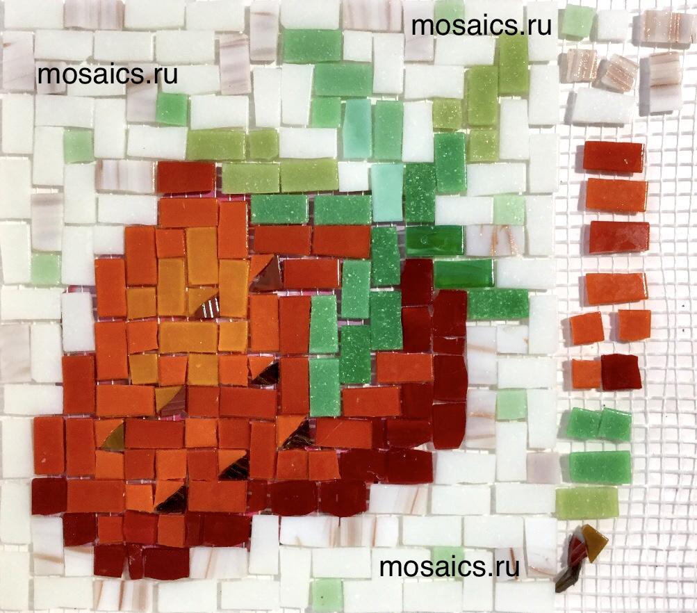 Картины из мозаики своими руками для начинающих