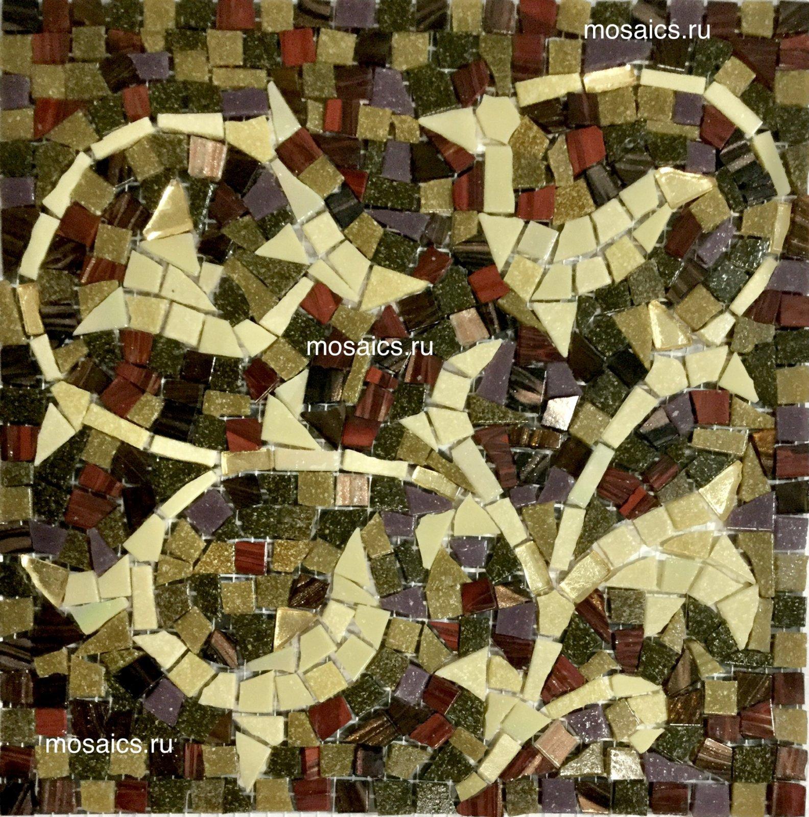 Римская мозаика Узоры своими руками
